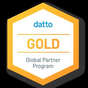 Data Revolution Gold Partner Datto
