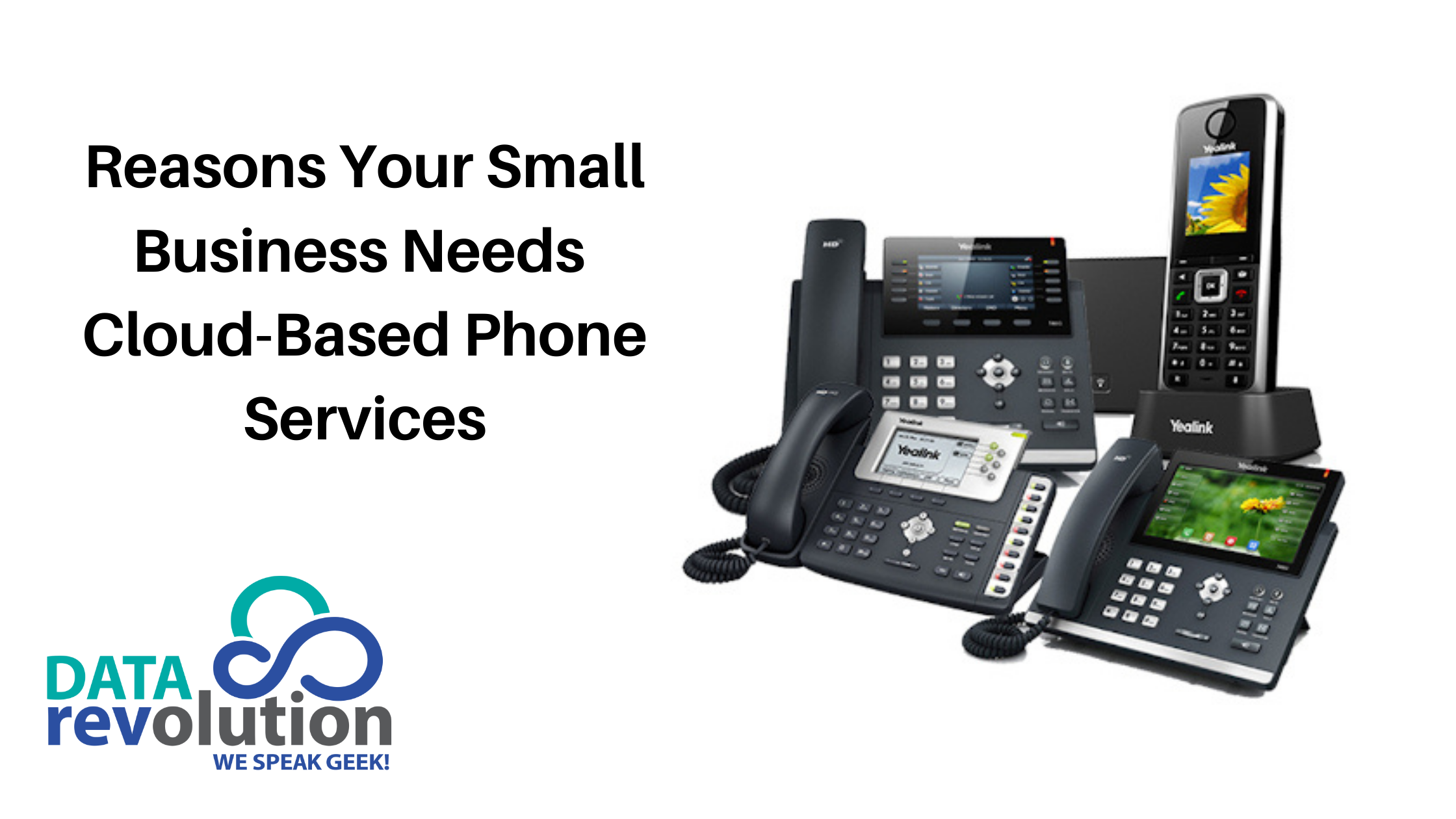 6 Reasons Your Small Business Needs Cloud-Based Phone Services